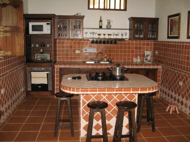 Im genes de se vende hermosa casa esquinera en zapatoca santander en bucaramanga - Cocinas rusticas de mamposteria ...