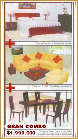 Imágenes de venta de muebles para el hogar excelentes promociones en ...