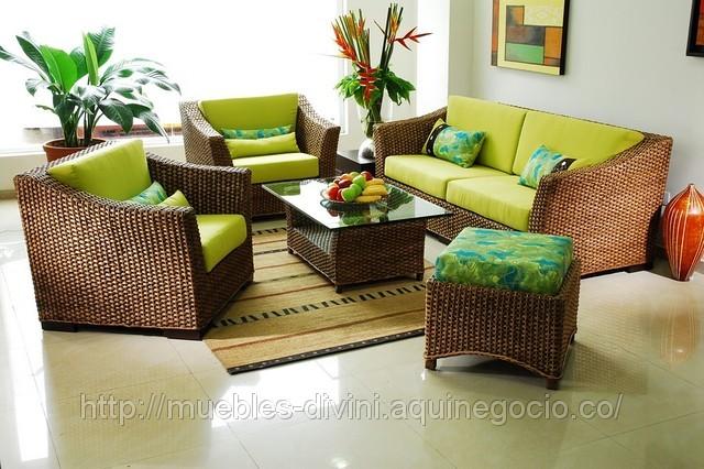 Im genes de muebles en bogot for Salas de terraza