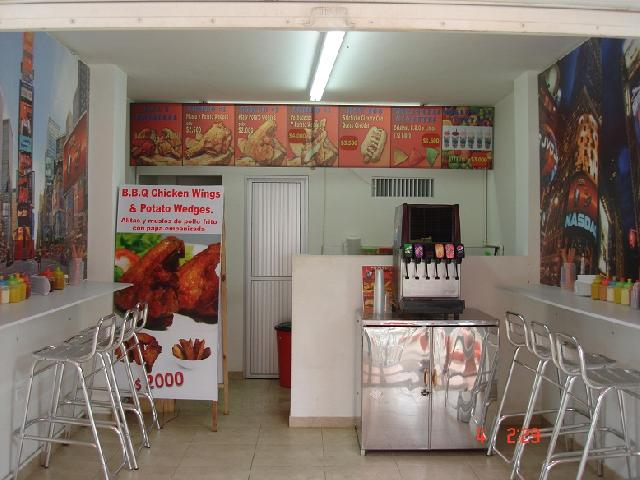 Im genes de negocio de comidas rapidas en cali for Sillas para local de comidas rapidas