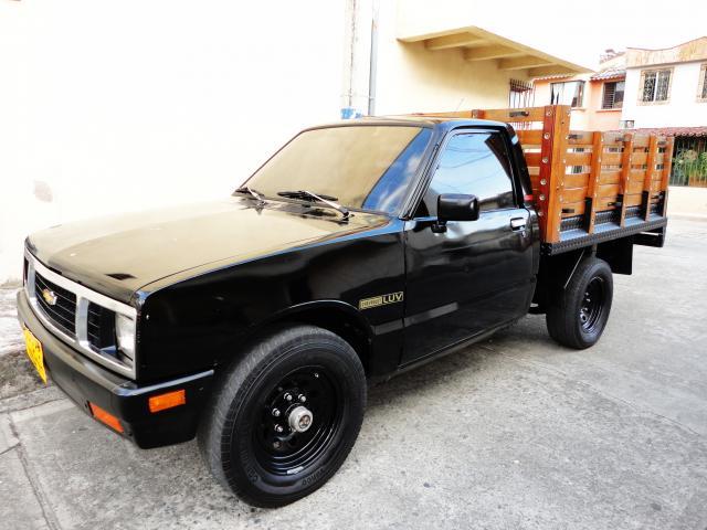 Se Vende Camioneta Chevrolet Luv 1600 4x4 Estacas En Buga
