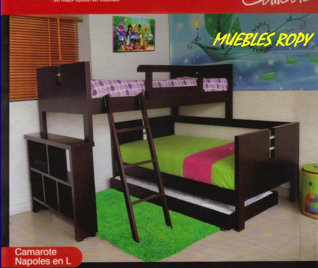 Cama Madera Cuna Camarote Pictures to pin on Pinterest