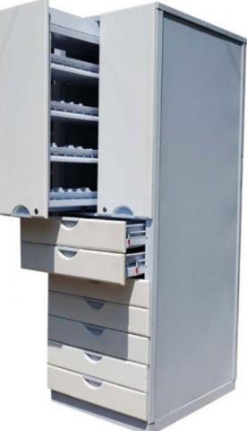 Venta de torres gaveteras para almacenar medicamentos en for Compro muebles segunda mano